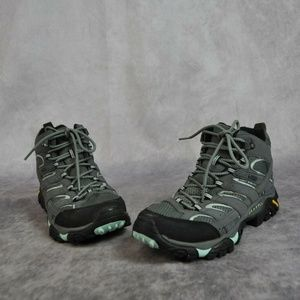 Merrell Women's Moab 2 Mid Gtx Hiking Boots